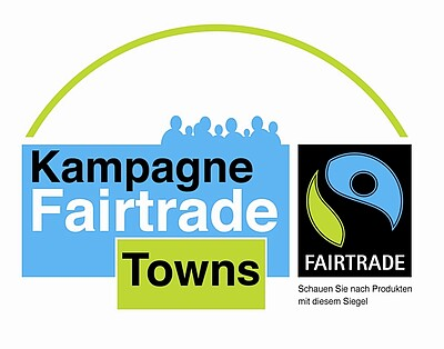 Logo Fairtrade-Town.