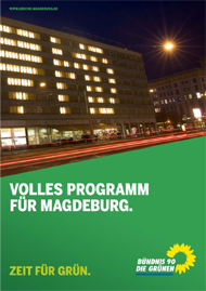 Download Kommunalwahlprogram Grüne Magdeburg